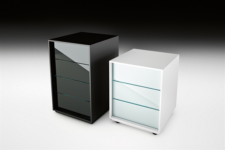 Тумбочка Luminare/drawer-unit