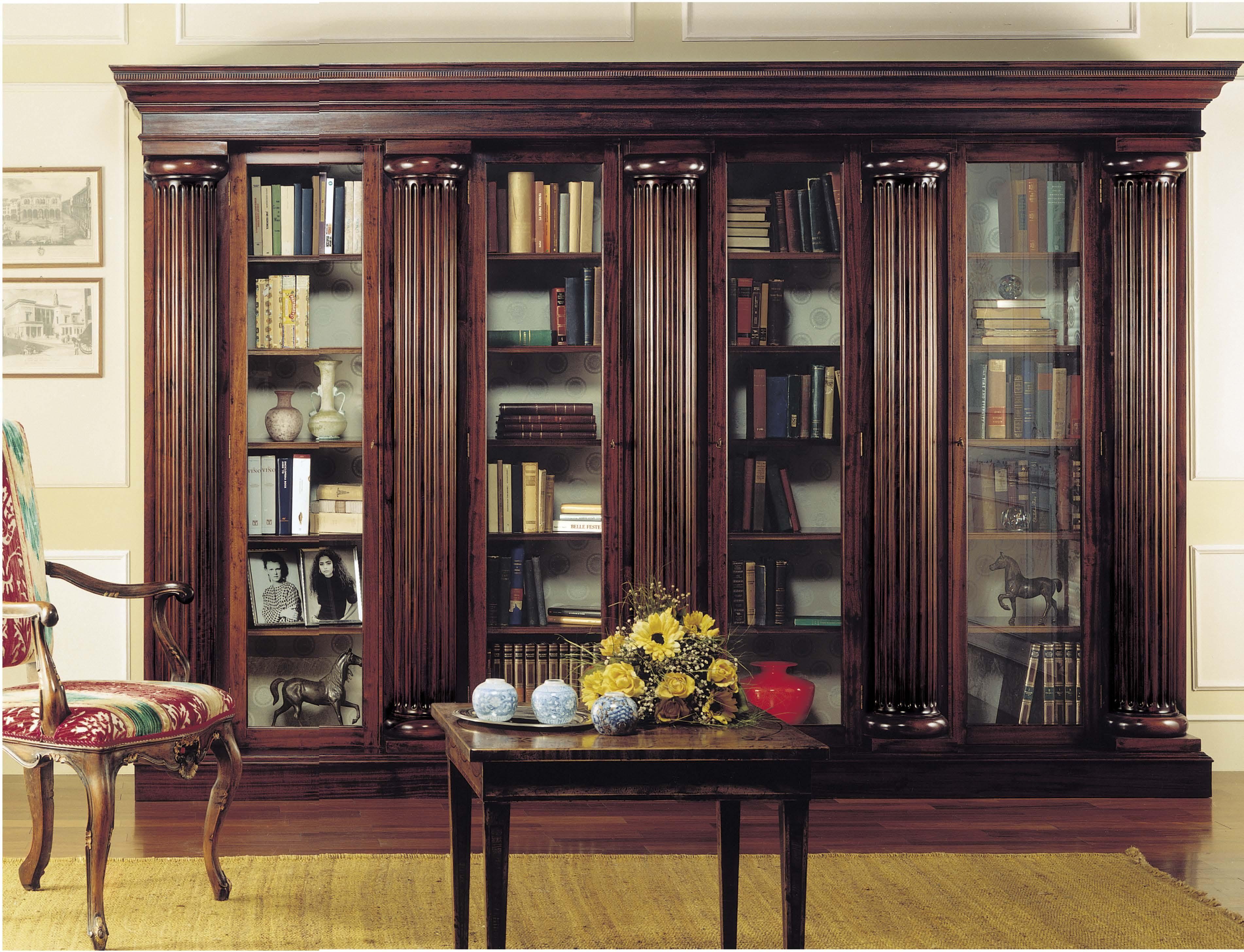 Библиотека executive/l12 из италии производства francesco mo.
