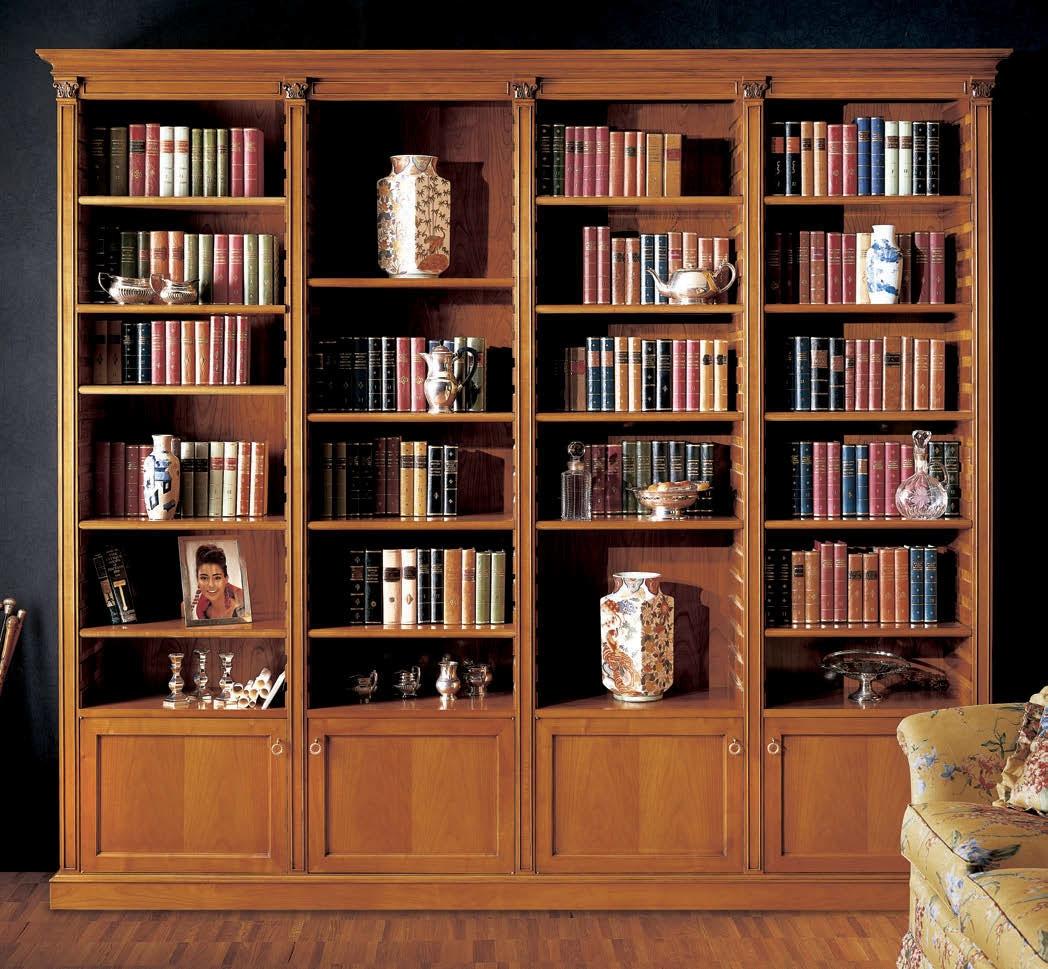 Книжный шкаф 0215/2, фабрика provasi. книжный шкаф 0215/2 на.