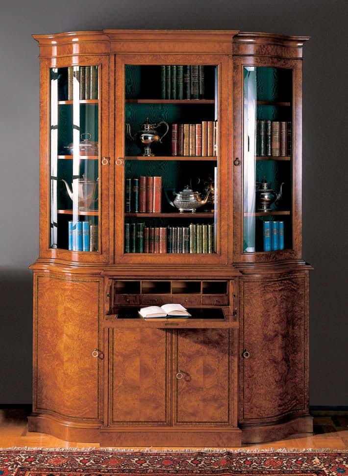 Книжный шкаф provasi 0840 из италии производства provasi на .