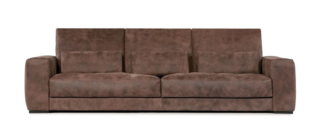 Madeos large 3 seat sofa for Roche bobois milano